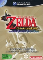 Jeu video -The Legend of Zelda - The Wind Waker