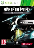 Jeu Video - Zone of the Enders HD Collection