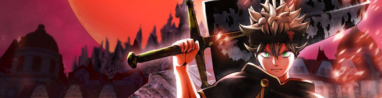 Black Clover: Quartet Knights - Manga