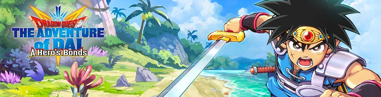 Dragon Quest The Adventure of Dai : A Hero's Bonds - Manga