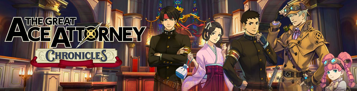 The Great Ace Attorney Chronicles - Manga
