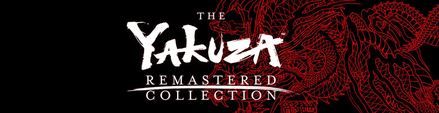 The Yakuza Remastered Collection - Manga