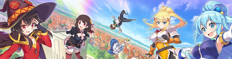 KonoSuba : Fantastic Days - Manga