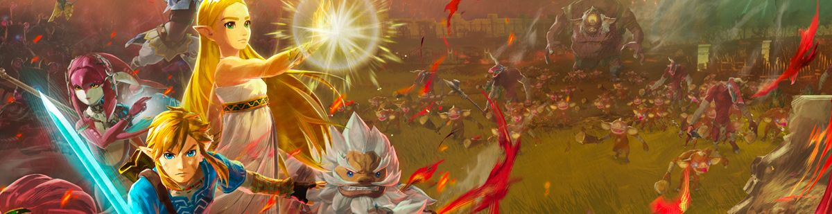 Hyrule Warriors: L'ère du Fléau - Manga