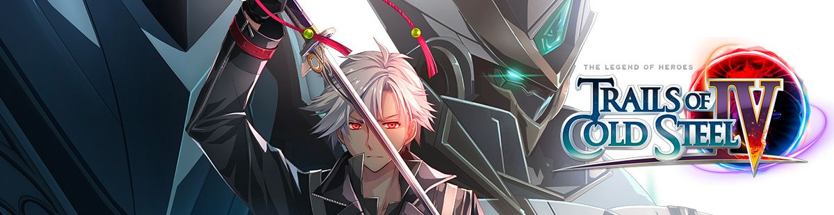 The Legend of Heroes: Trails of Cold Steel IV - Manga