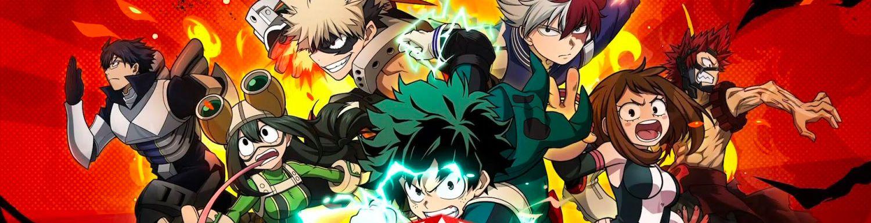 My Hero Academia : The Strongest Hero - Manga