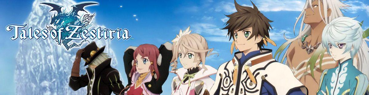 Tales of Zestiria - Manga