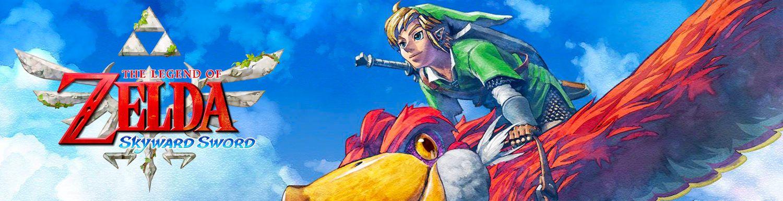 The Legend of Zelda: Skyward Sword HD - Manga