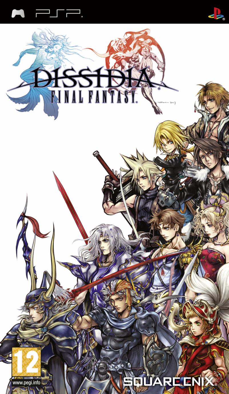 Dissidia Final Fantasy Dissidia_final_fantasy_psp