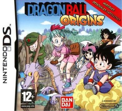 jeu vid o dragon ball origins nintendo ds nds manga news. Black Bedroom Furniture Sets. Home Design Ideas