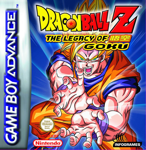 Dragon Ball Z : L'Héritage de Goku GBA