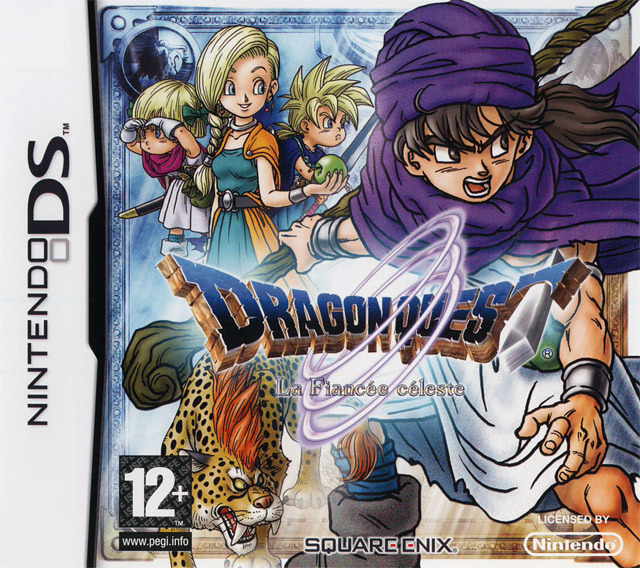 Dragon Quest : La Fiancée Céleste DS