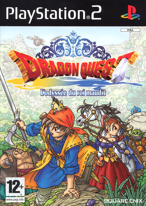 Test Retro Du Jeu Dragon Quest L Odyssee Du Roi Maudit 02 Juin