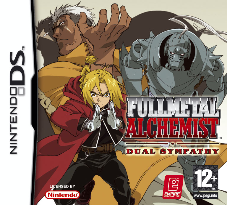 Full Metal Alchemist Dual Sympathy [NDS] - Juegos Pc Games - Lemou's Links - Juegos PC Gratis en Descarga Directa