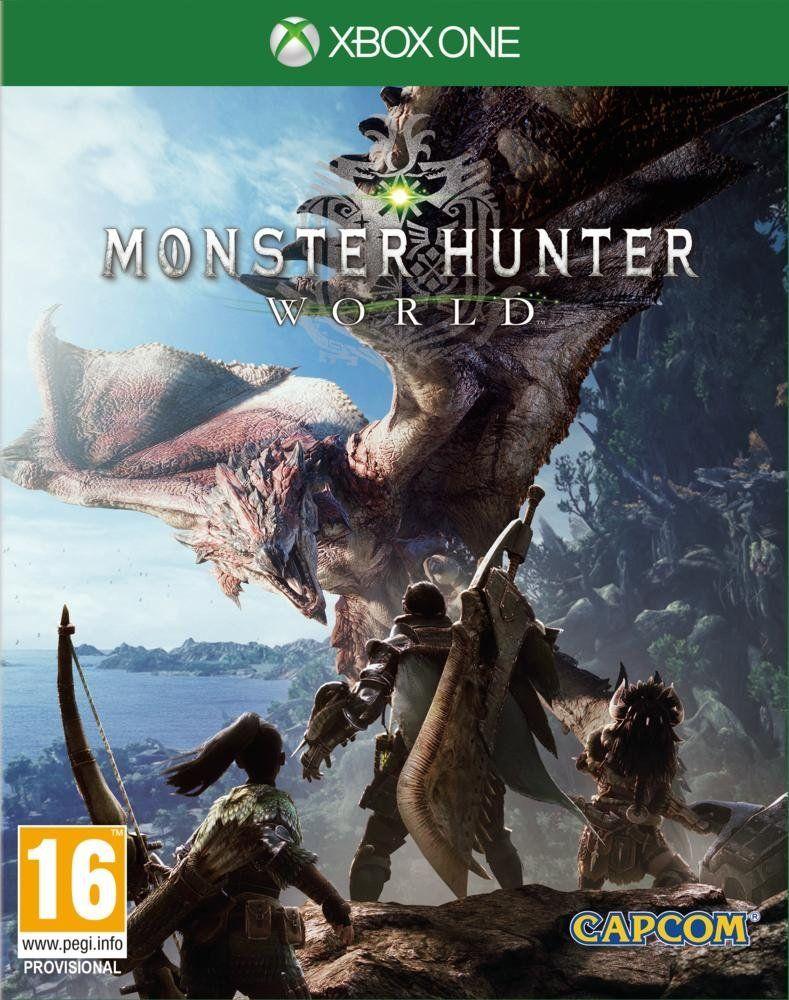 Monster Hunter : World se fixe une date de sortie