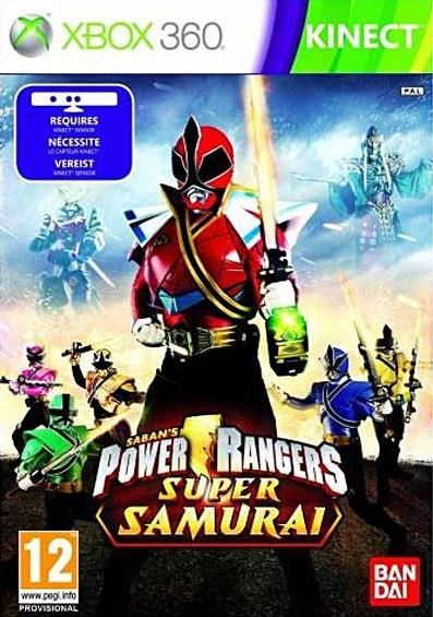 Jeu vid o power rangers super samurai xbox 360 manga news - Jeux de power rangers super samurai ...