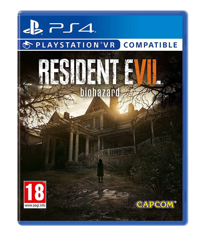 Resident Evil 7 : 2,5 millions de jeux distribués, selon Capcom