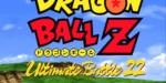jeux video - Dragon Ball Z - Ultimate Battle 22