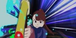 jeux video - Little Witch Academia: chamber of time