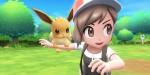 jeux video - Pokémon Let's Go Evoli