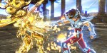 jeux video - Saint Seiya - Soldiers' Soul