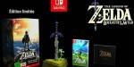 jeux video - The Legend of Zelda: Breath of the Wild - Edition limitée