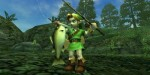 jeux video - The Legend of Zelda - Ocarina of Time 3D