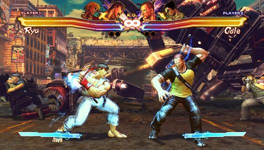 """Résultat de recherche d'images pour """"Street Fighter X Tekken"""""""
