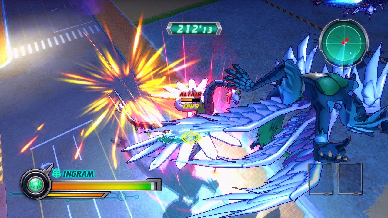 jeux video - Bakugan Battle Brawlers - Les protecteurs de la Terre