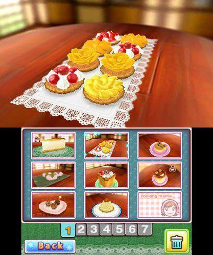 Le jeu cooking mama sweet shop sort cette semaine 24 mai - Jeu de cuisine cooking mama ...