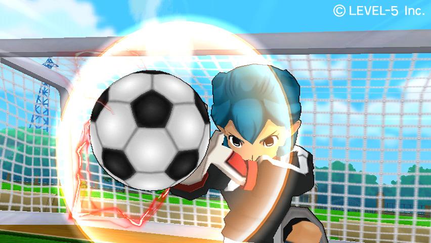 Jeu vid o inazuma eleven strikers wii manga news - Jeux de inazuma eleven go gratuit ...