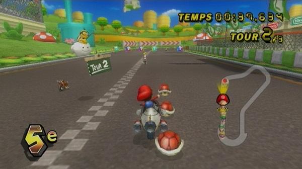 Comment jouer en ligne mario kart wii - Mario kart wii gratuit ...