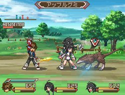 jeux video - Tales of Hearts