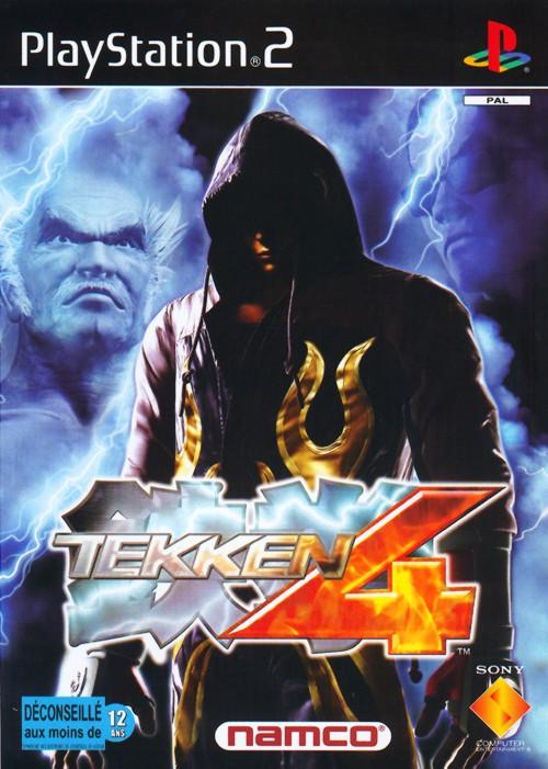 [Dossier] La série des TEKKEN Tekken4-ps2