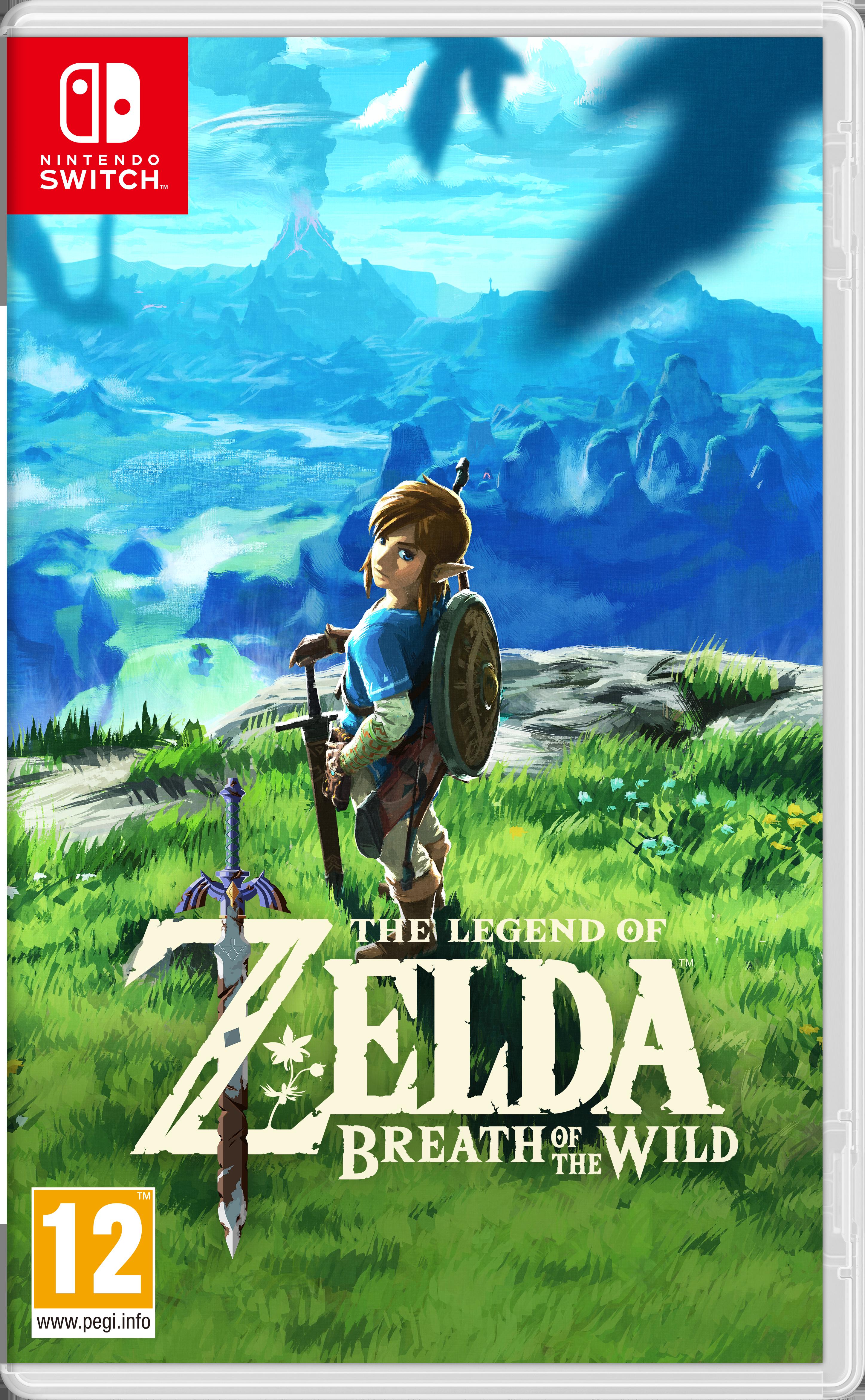 Le Test Du Jeu Video The Legend Of Zelda Breath Of The Wild