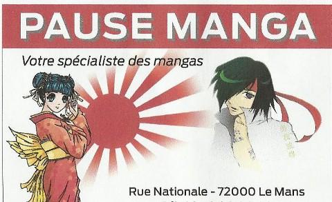 Pause Manga