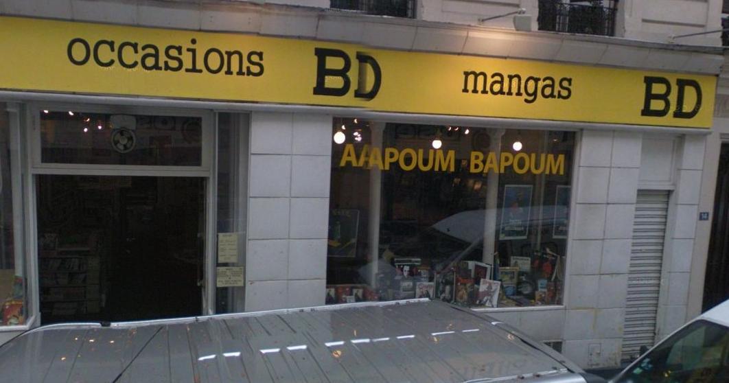Aaapoum Bapoum - Paris VI