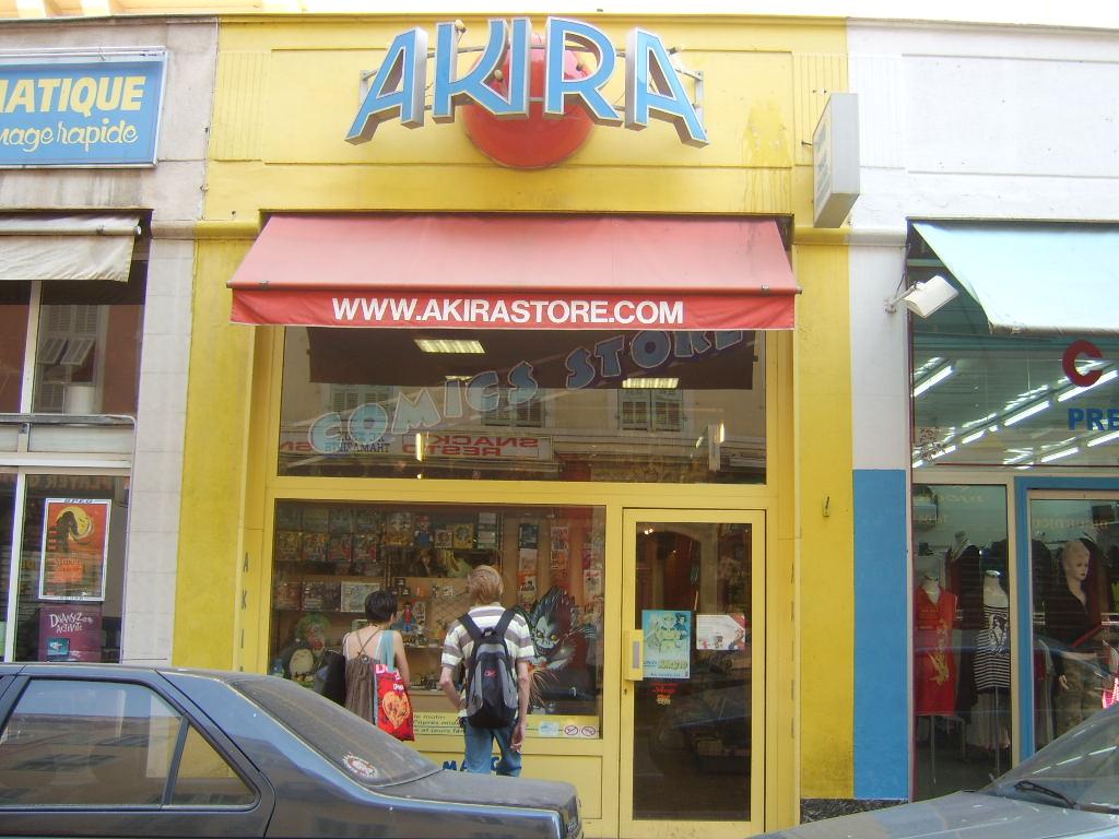 Akira Store