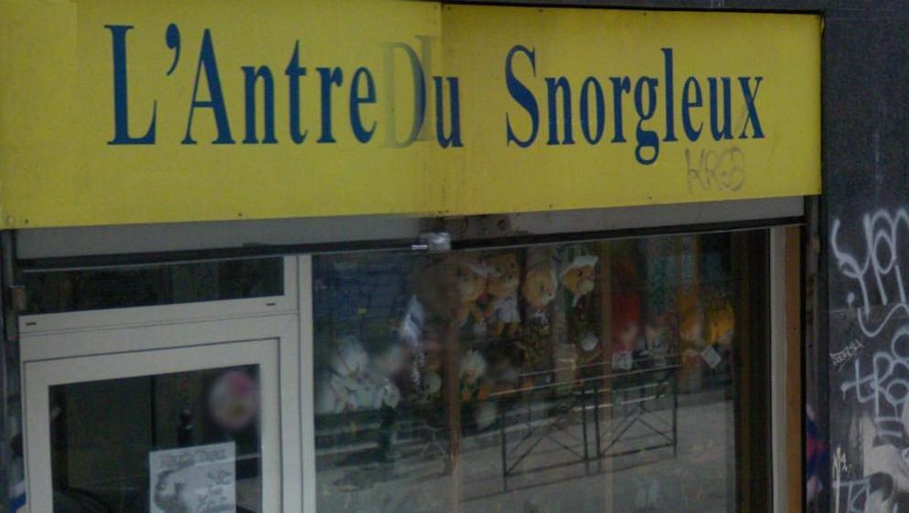 L'antre du Snorgleux