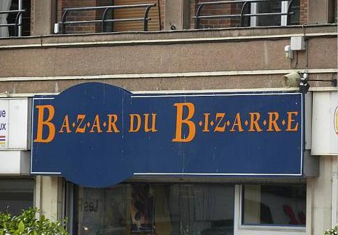 Bazar du Bizarre - Amiens