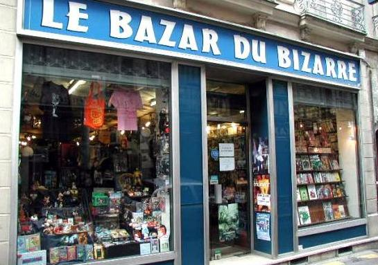 bazar du bizarre rouen librairie rouen manga news. Black Bedroom Furniture Sets. Home Design Ideas