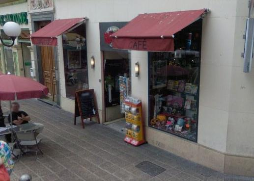 BD Fugue Café - Nice