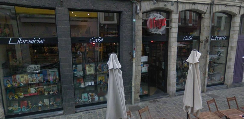 BD Fugue Café - Lille
