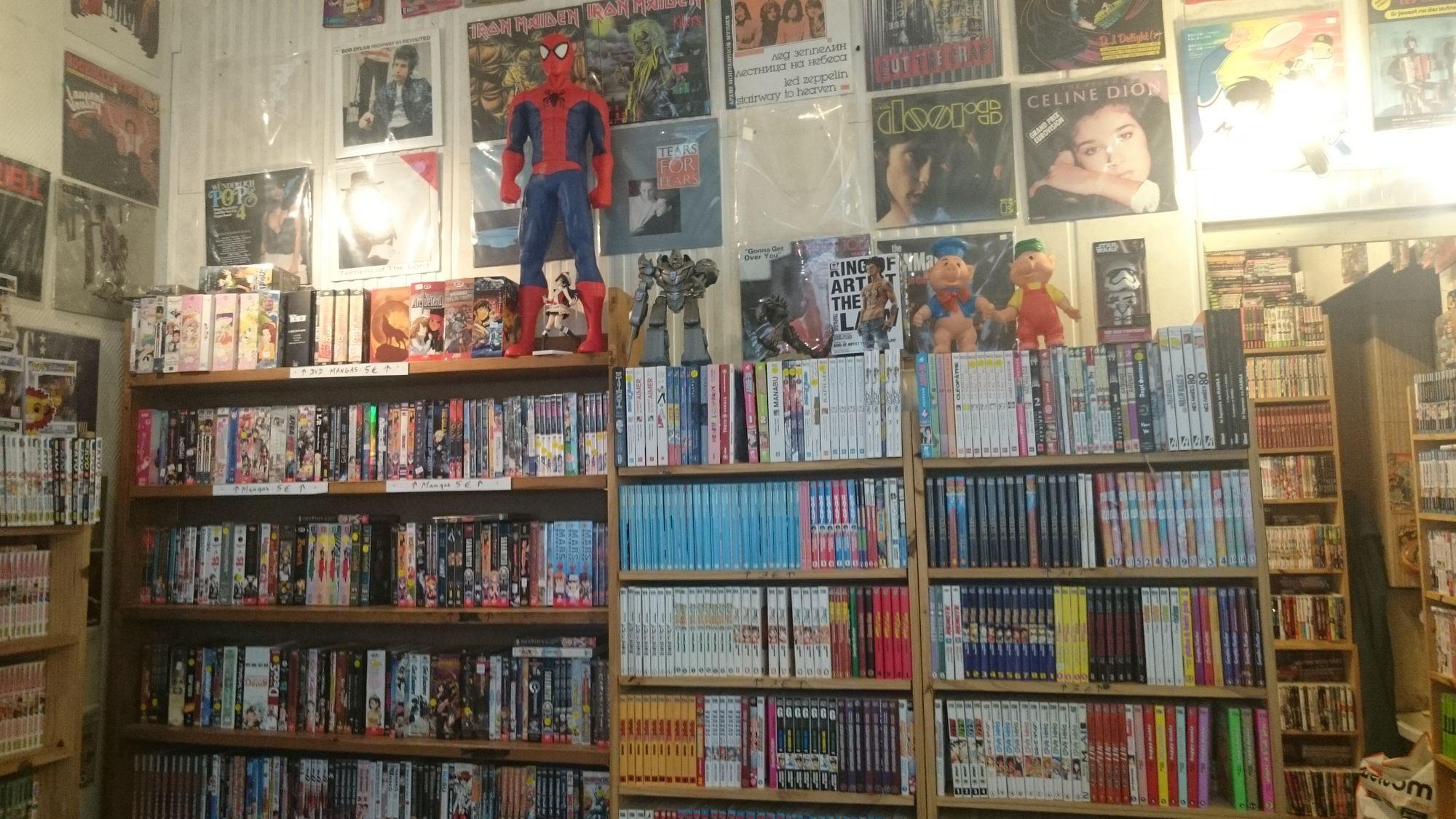La Boutique Du Collectionneur - Mangas 3 euros