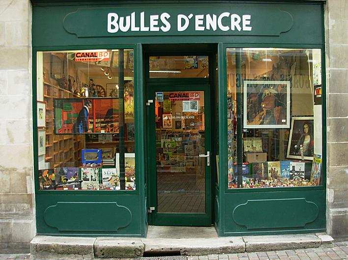 Bulles d'encre - Poitiers