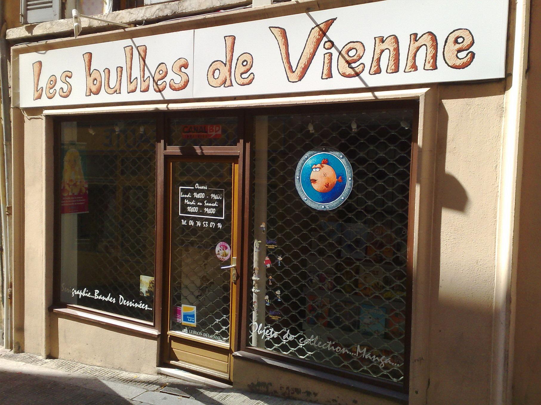 Les bulles de Vienne