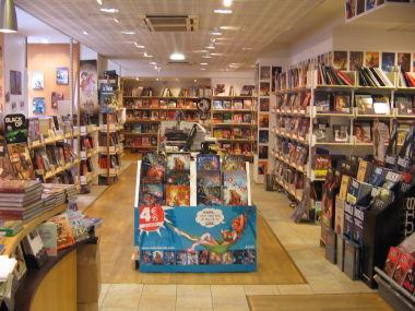 CART librairie