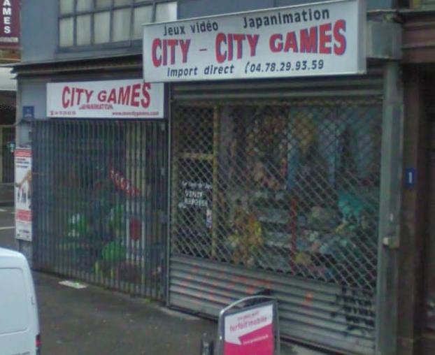 City Games Librairie Lyon Manga News
