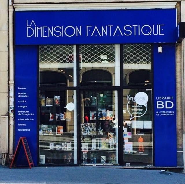 Librairie manga - La Dimension Fantastique