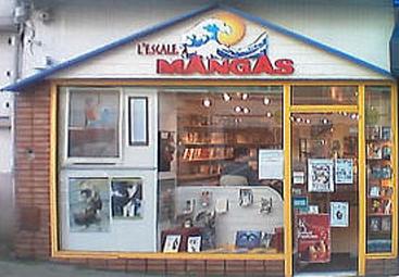L'escale à Mangas